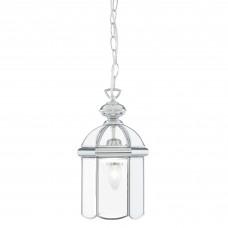 Lantern Chrome Domed 1 Light