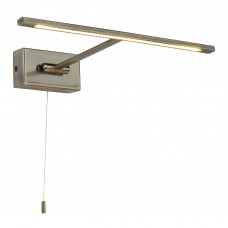 Led Picture - Reading Light - Antique Brass
