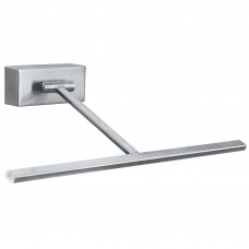 Led Picture - Reading Light - Satin Silver
