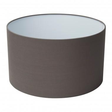 Swing Arm Xl Shade Only - Grey Drum Shade (Dia 40Cm)